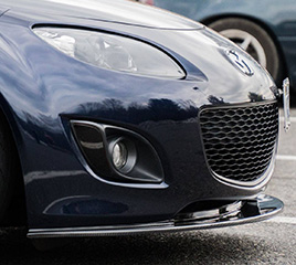 MX-5 Front Splitter, Carbon Fiber (2009-2012)